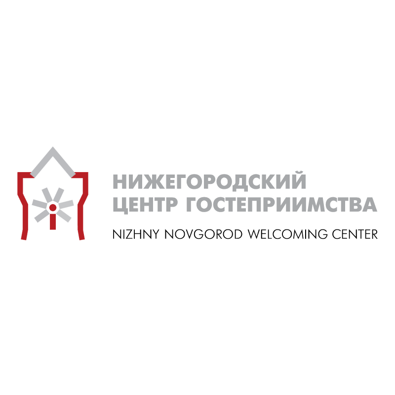 Nizhny Novgorod Welcoming Center vector logo