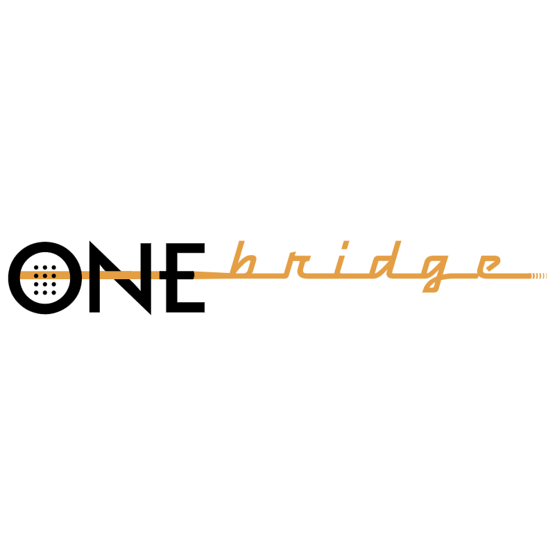 OneBridge vector logo