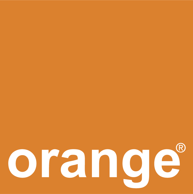 Orange vector logo