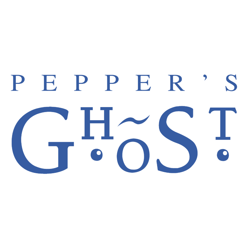 Pepper's Ghost Productions vector logo