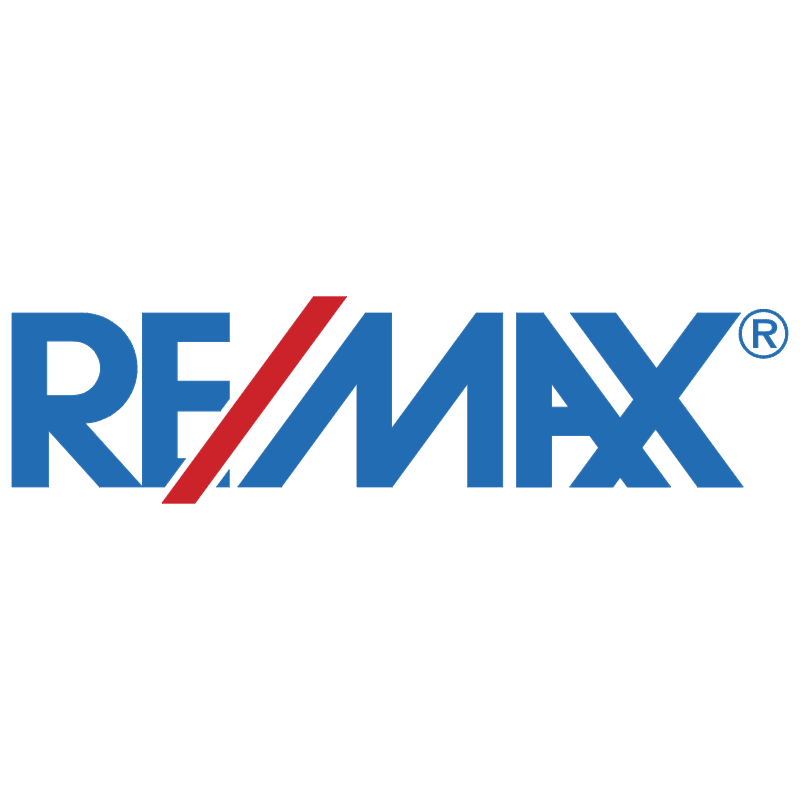 RE MAX vector logo