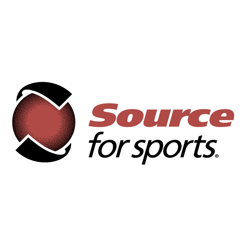 Source for sports vector logo