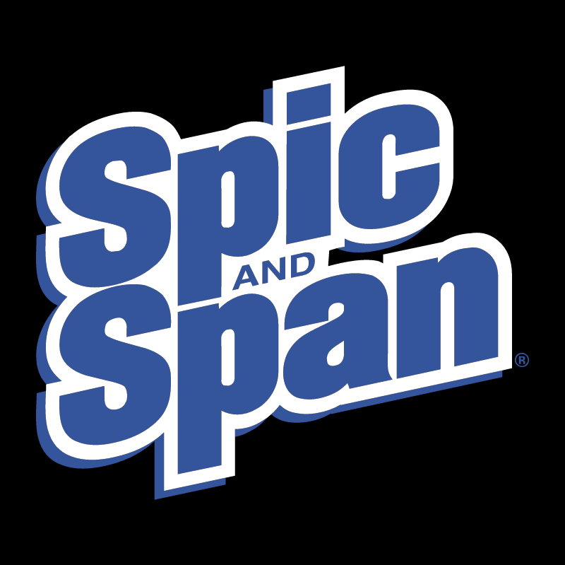 Spic and Span vector