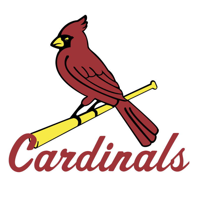 St Louis Cardinals vector