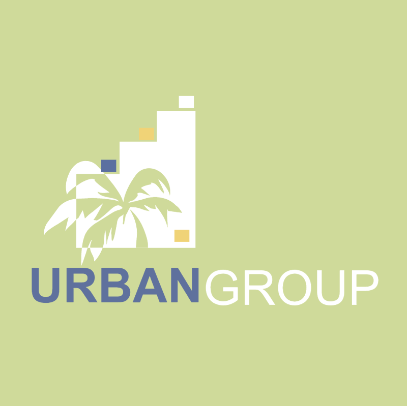 Urban Group vector