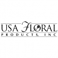 USA Floral Products vector