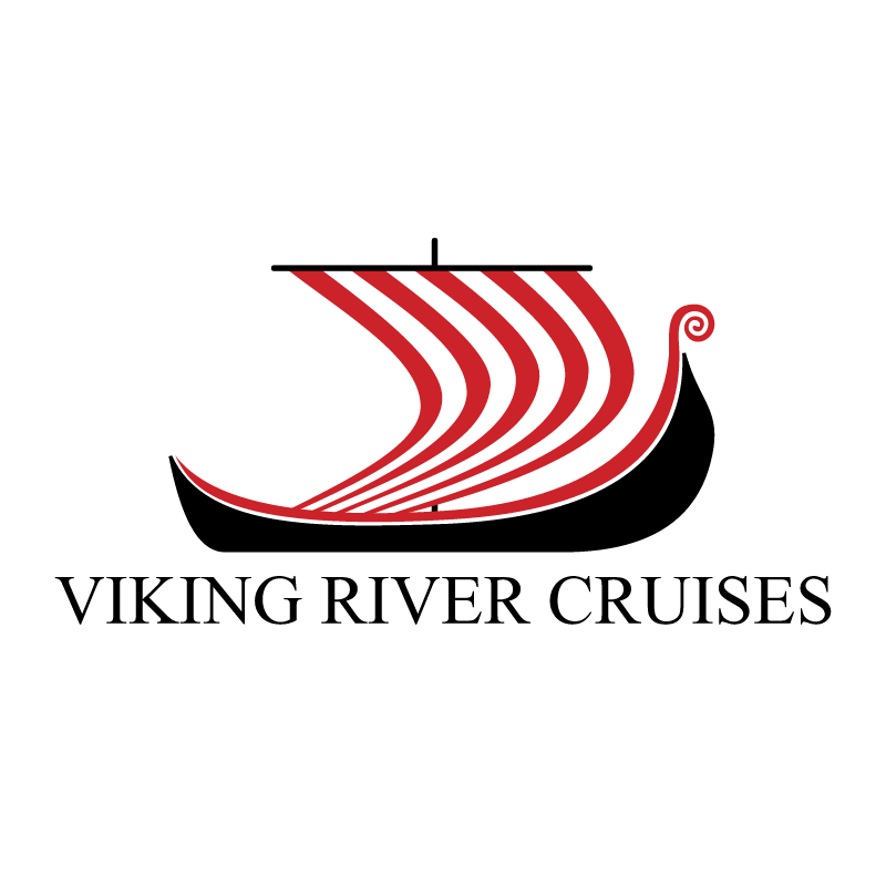 Viking River Cruises vector