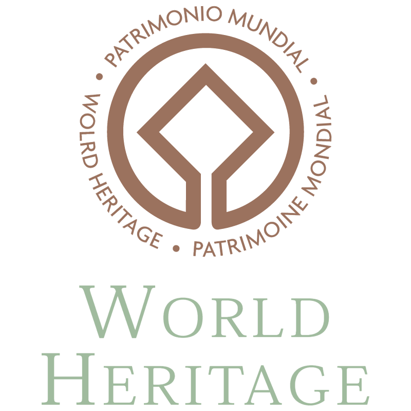 World Heritage vector