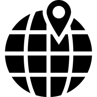 Global distribution Symbol vector