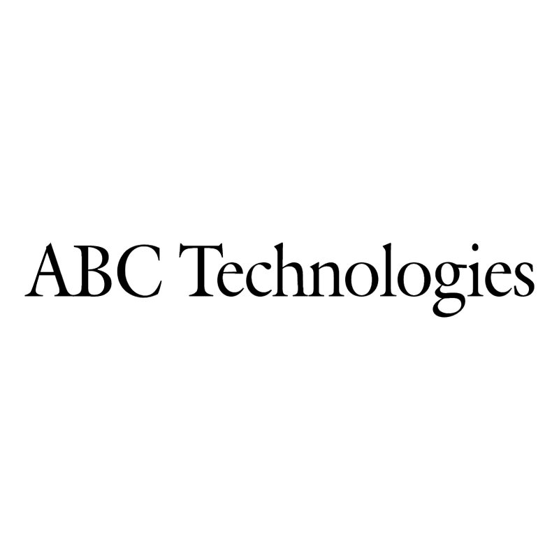 ABC Technologies vector