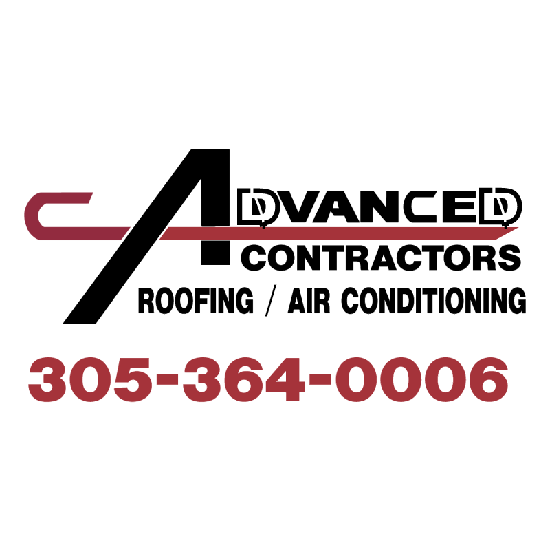 Advanced Contractors 84708 vector