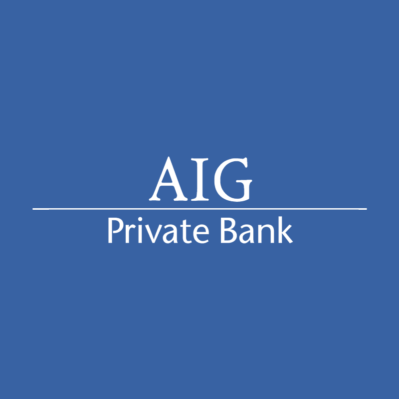 AIG Private Bank vector