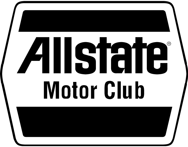 ALLSTATE MOTOR CLUB vector