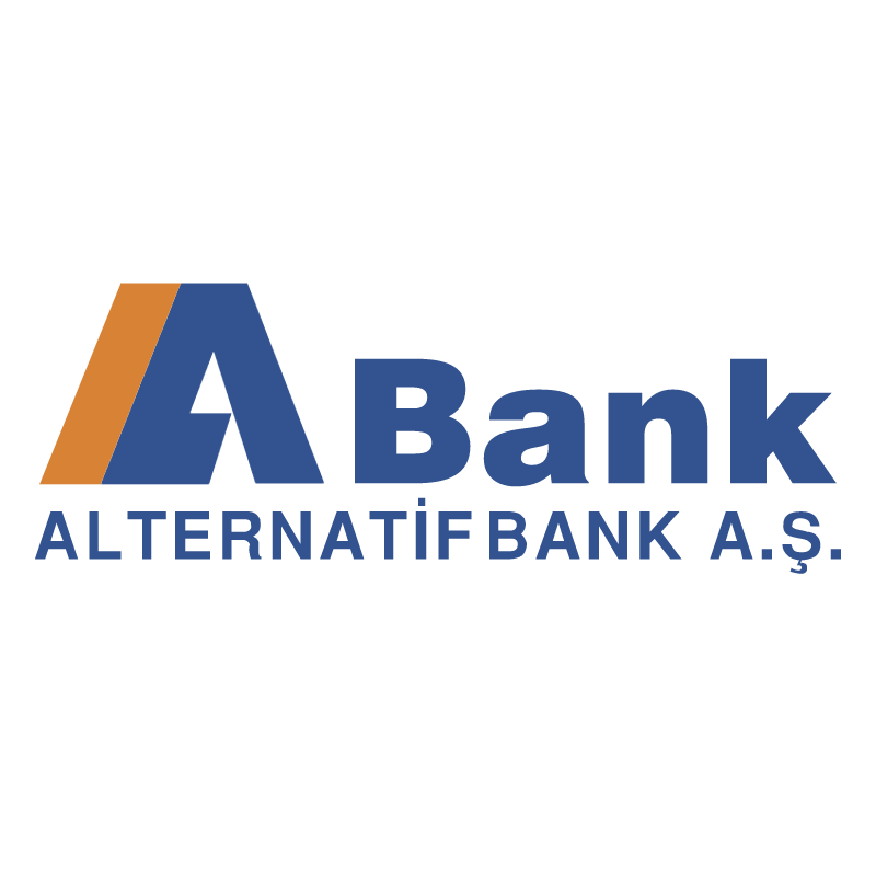 Alternatif Bank 36168 vector logo