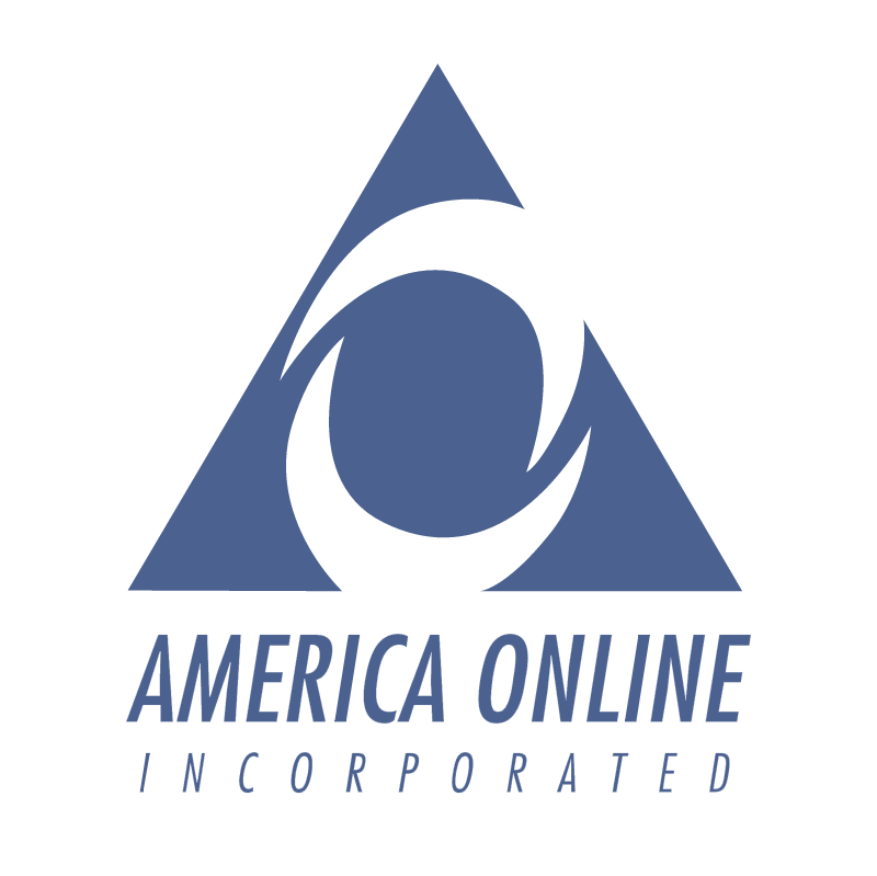 America Online Incorporated 64765 vector