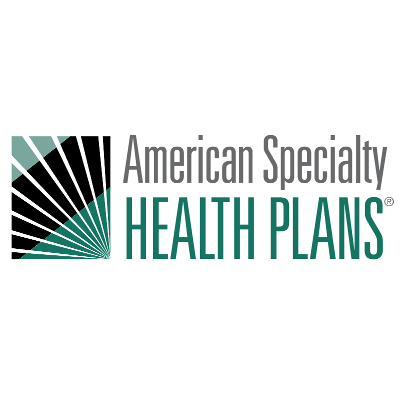 American Specialty Health Plans vector