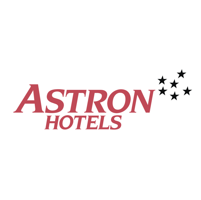 Astron Hotels vector