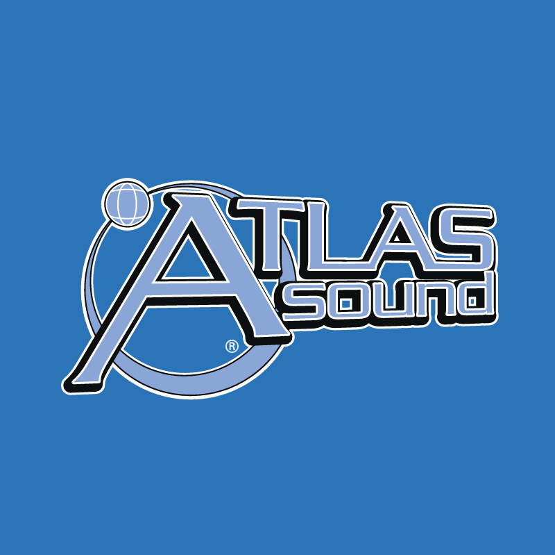 Atlas Sound 60945 vector