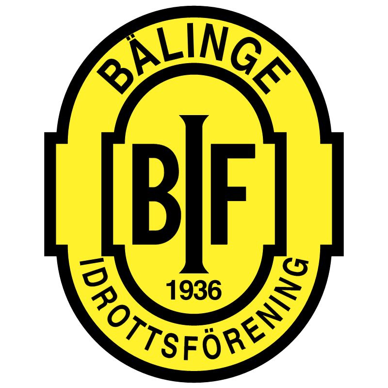 Balinge IF vector logo