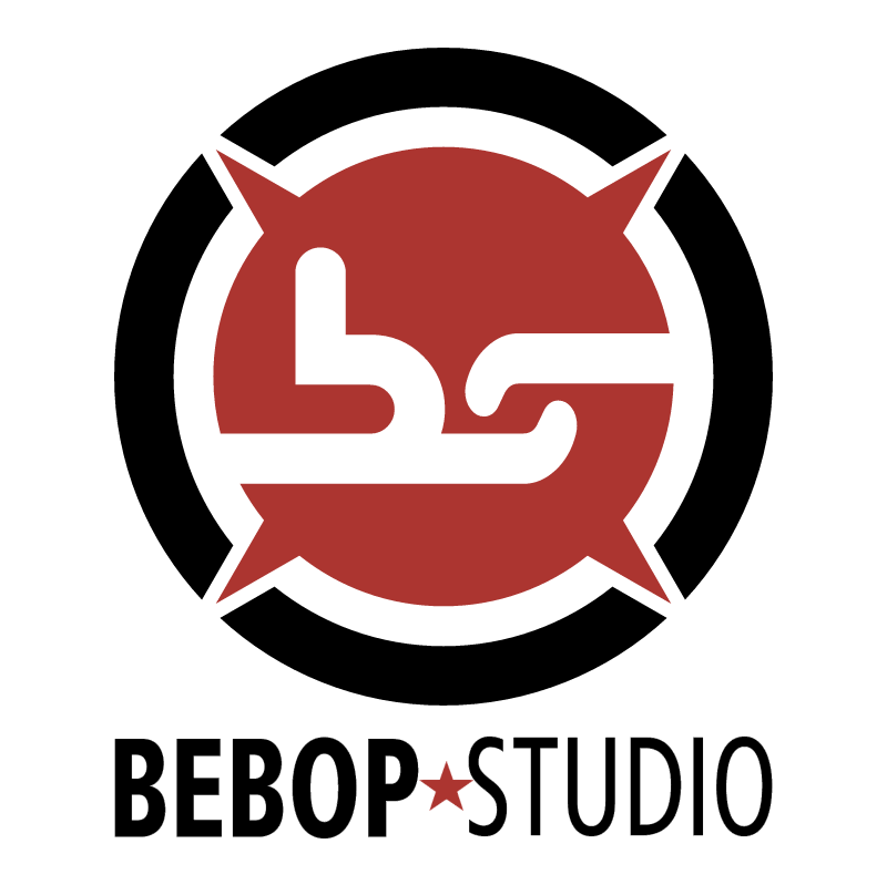 Bebop Studio vector