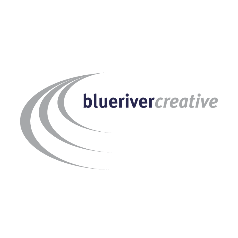 Blueriver Creative vector