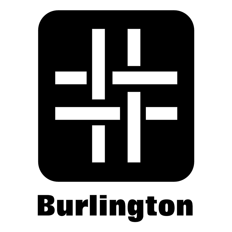 Burlington 55768 vector