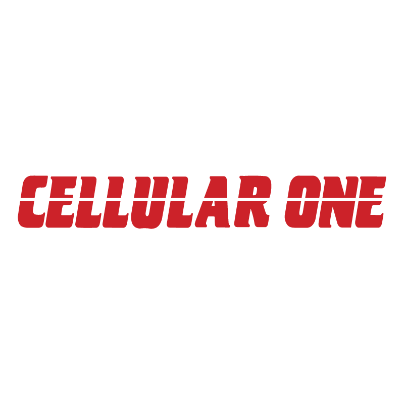 Cellular One vector logo