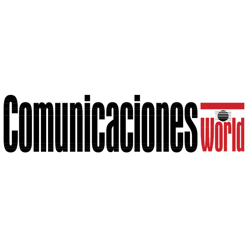 Comunicaciones World vector logo