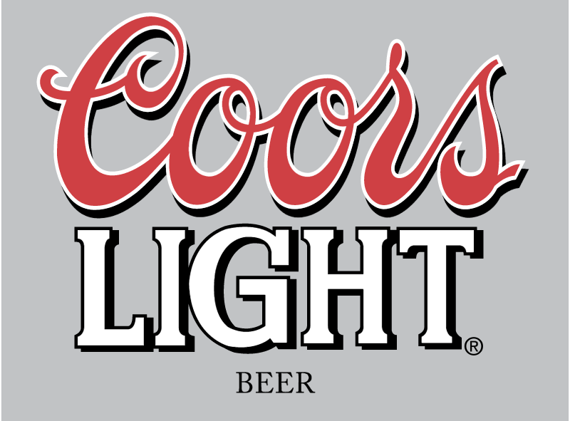 Coors Light 3 vector