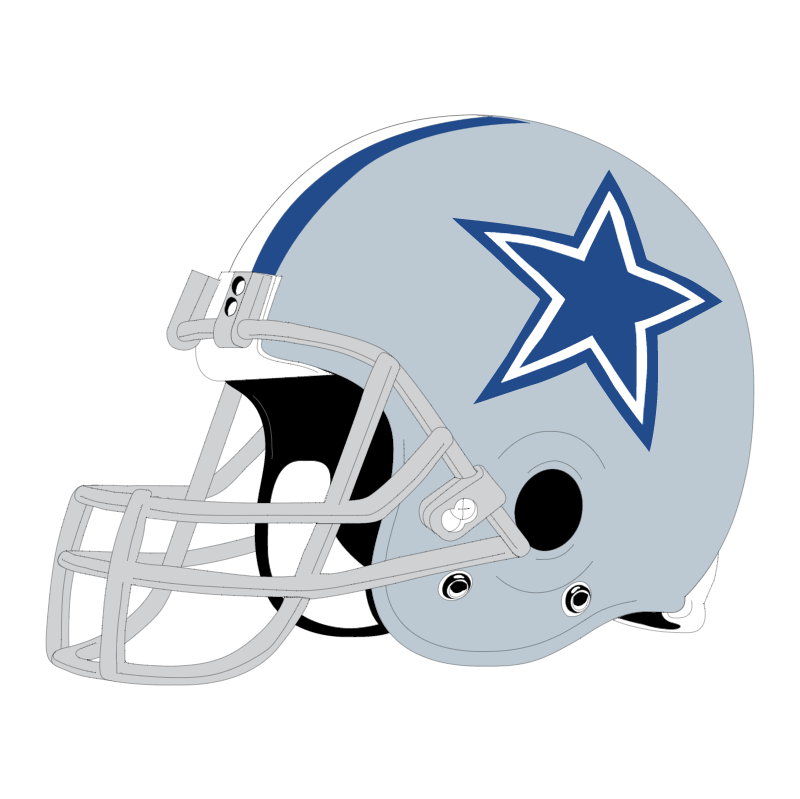 Dallas Cowboy vector