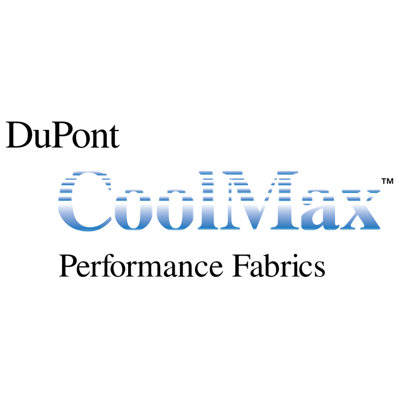 Du Pont CoolMax vector