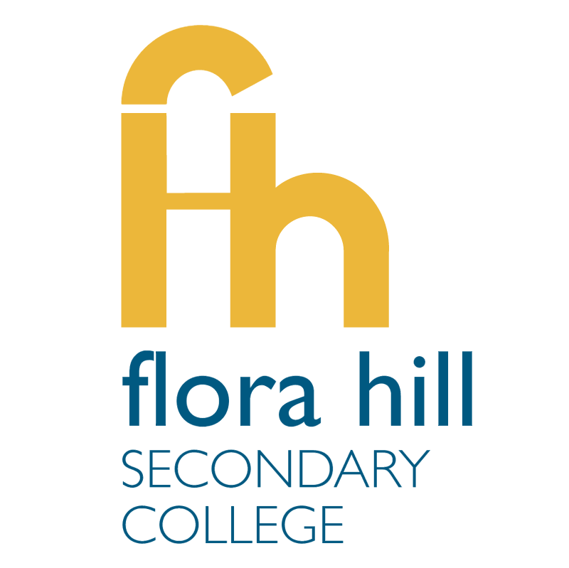 flora hill secondary college vector