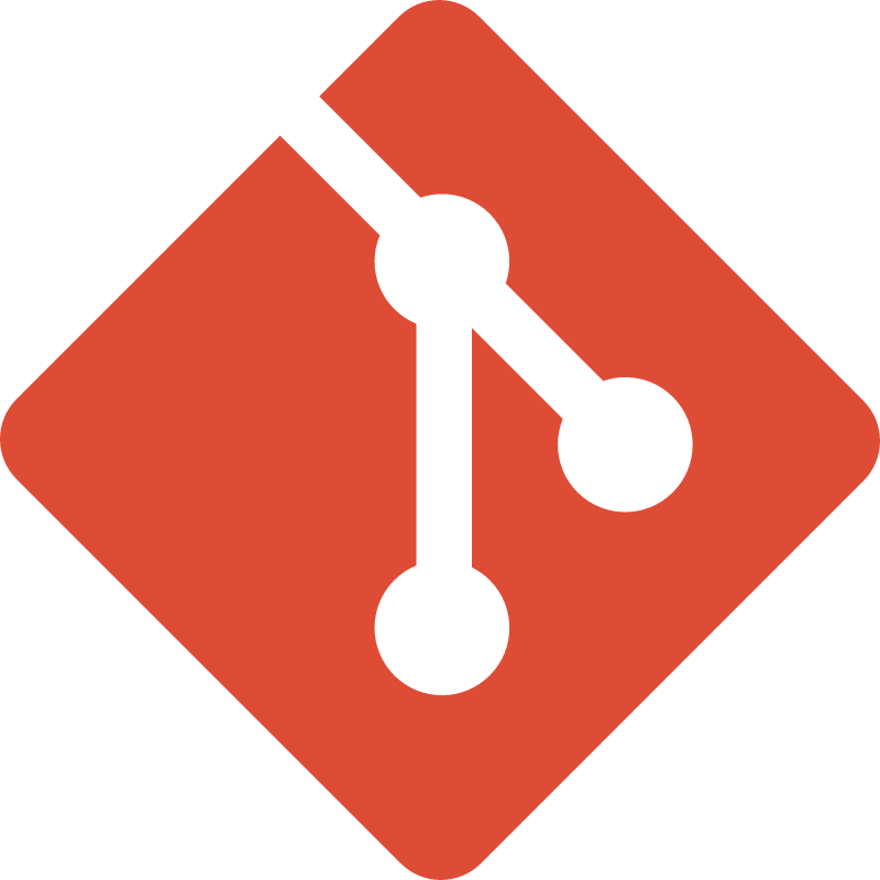 Git Icon vector logo