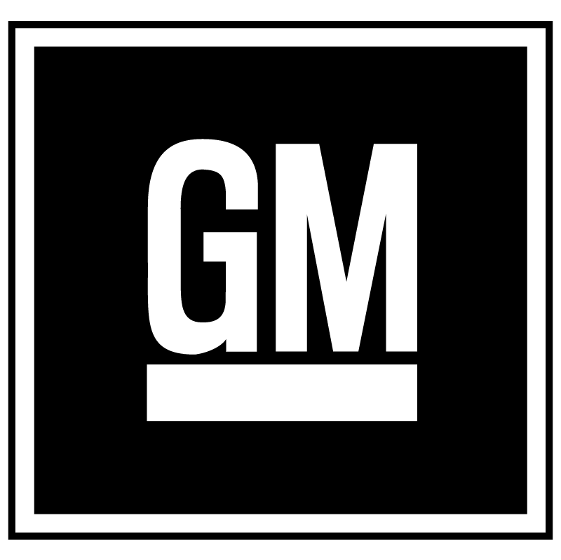 GM vector logo