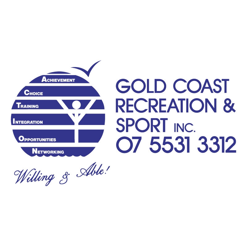 Gold Coast Recreation & Sport vector