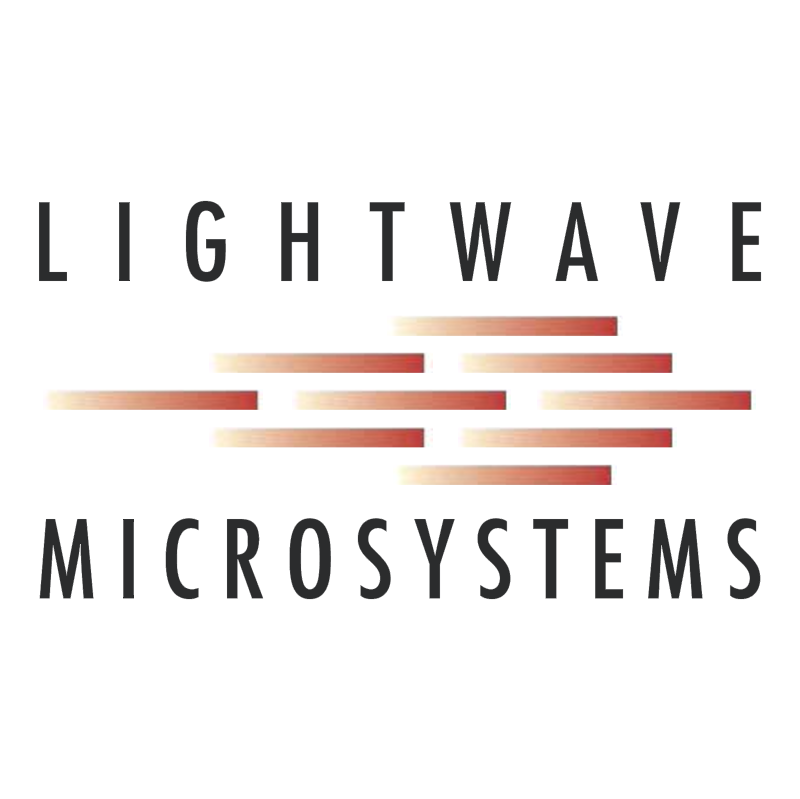 Lightwave Microsystems vector logo