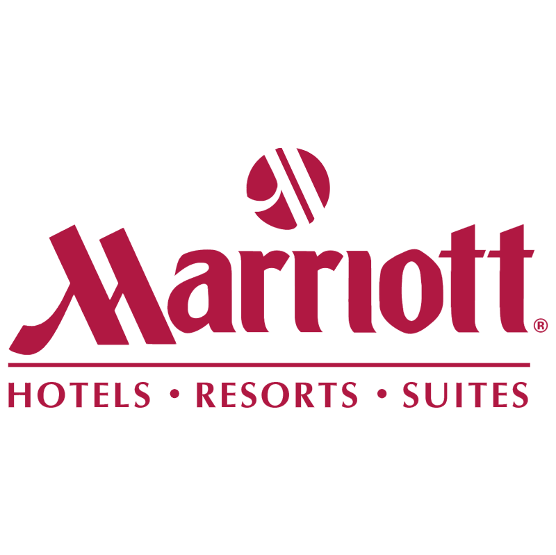 Marriott Hotels Resorts Suites vector