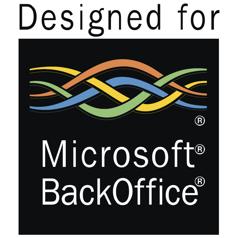 Microsoft BackOffice vector