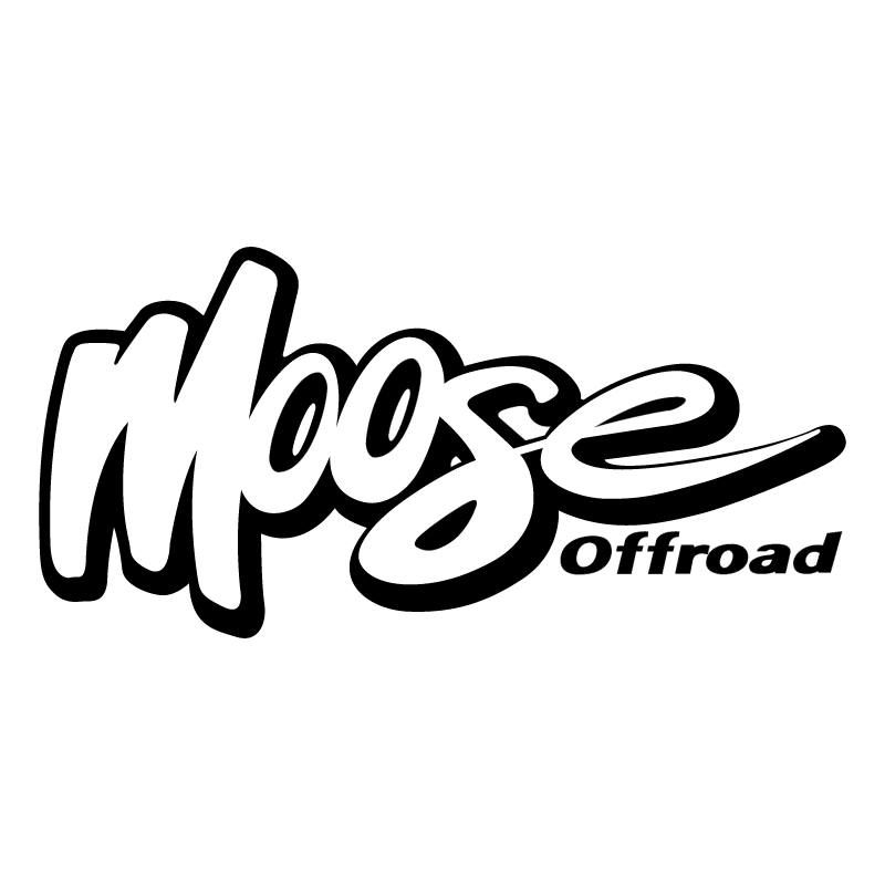 Moose vector logo