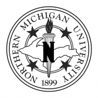 Northern Michigan University vector