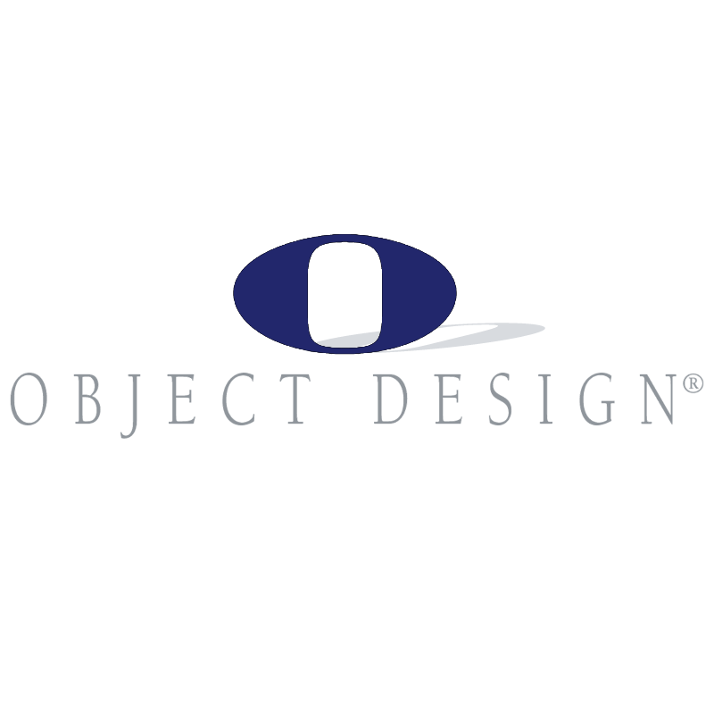 Object Design vector logo