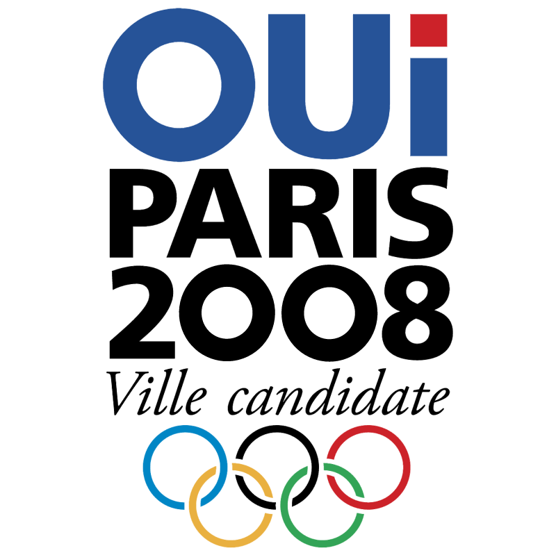 Paris 2008 vector logo