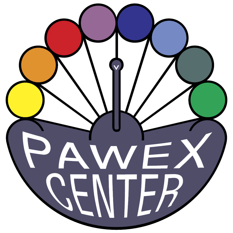Pawex Center vector