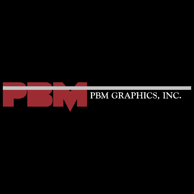 PBM Graphics vector logo
