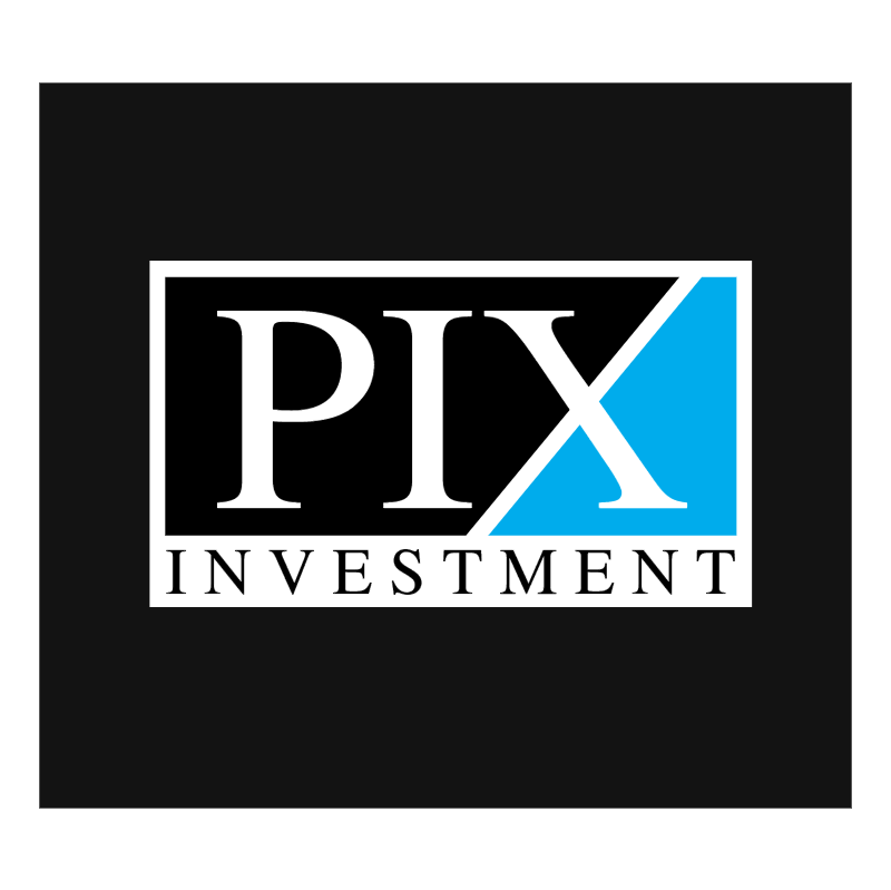 Pix Investment vector