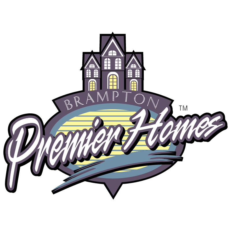Premier Homes Brampton vector