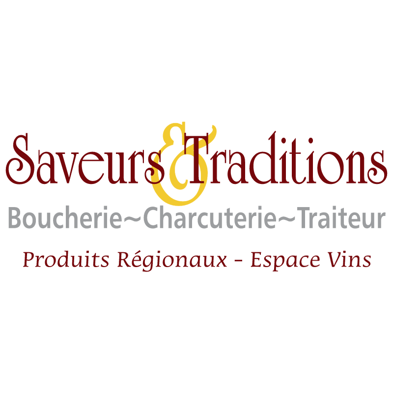 Saveurs & Traditions vector logo
