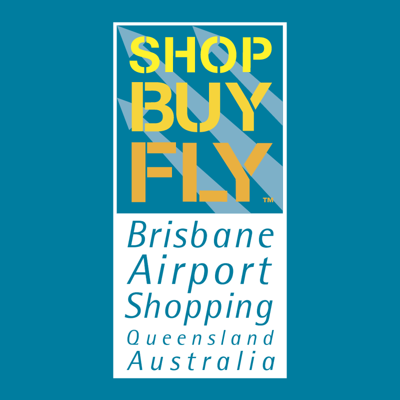 Shop Buy Fly vector