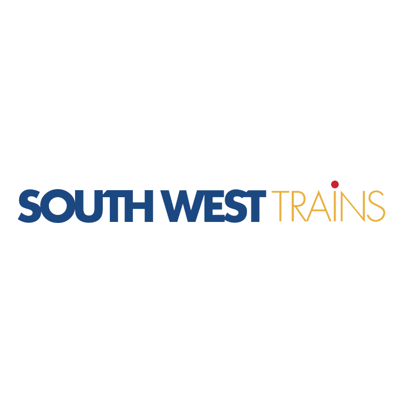 South West Trains vector
