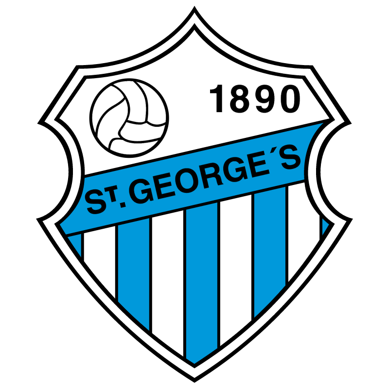 St Georges FC vector